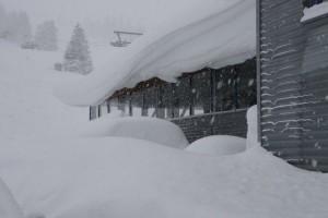 Wintersport Hochkrimml 8 januari 2012