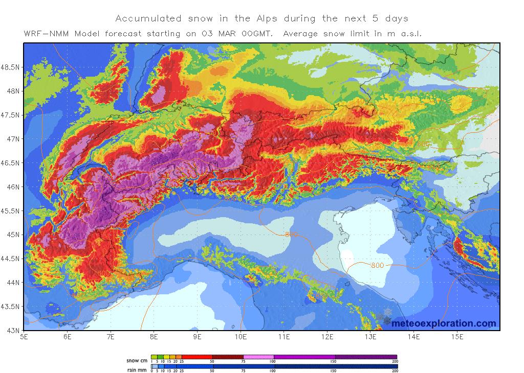 snowmapAlps5d 030317