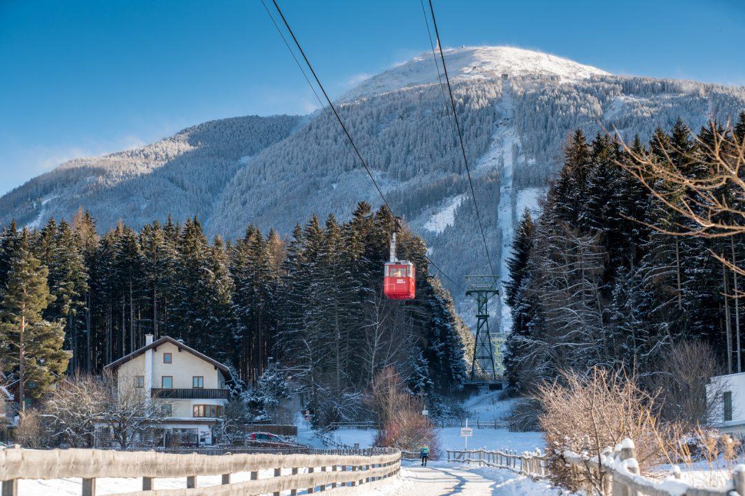 Patscherkofelbahn van Innsbruck