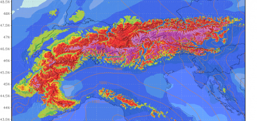 0311 snowmapAlps5d