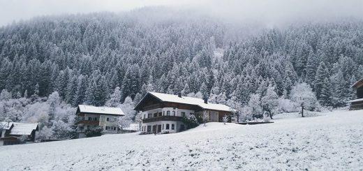 Heerlijke plaatjes vanuit de Alpen