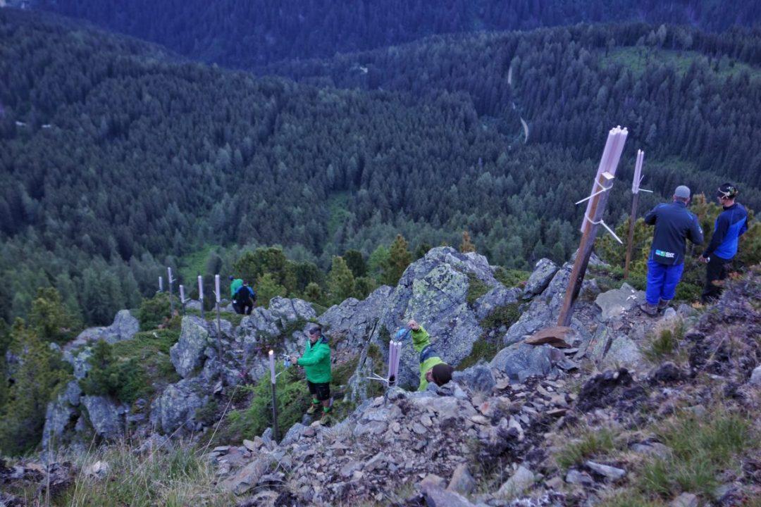 Sonnwendfeuer Innsbruck